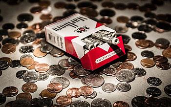 Способы экономии на курении